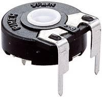 Trimmer potméter 0,25 W 500 Ω 270° Piher PT 15 NV 500R Piher