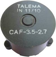 Fojtótekercs, lapos, tokozott SMT, RM 15 mm 3,3 mH 1,5 A Talema CAF-1,5-3,3 (CAF-1,5-3,3) Talema