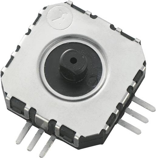 Joystick potenciométer, 10 kΩ 0.0125 W ± 20 %, FJ08K-5
