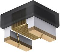 SMD induktivitás 1 µH Fastron 1008AS-1R0K Fastron