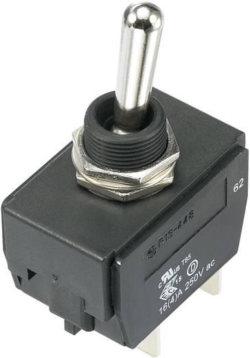 Karos billenőkapcsoló 16(4) A, 250 V/AC, 4 x be/ki, SCI R13-448F1-01A-1HWH