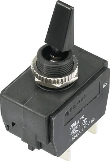Karos billenőkapcsoló 16(4) A, 250 V/AC, 4 x be/ki, SCI R13-448F3-01A-HR