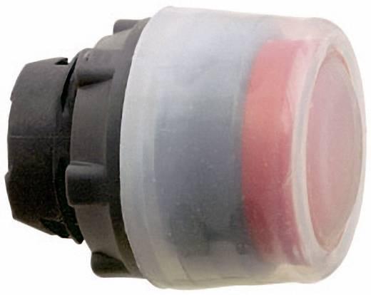 Nyomógomb átlátszó védősapkával, piros, Schneider Electric Harmony ZB5AP4