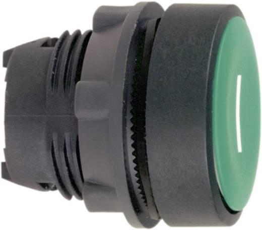 Lapos nyomógomb, zöld, Schneider Electric Harmony ZB5AA331
