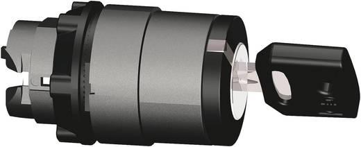 Kulcsos kapcsoló, fekete, kulcs szám: 455, Schneider Electric Harmony ZB5AG6