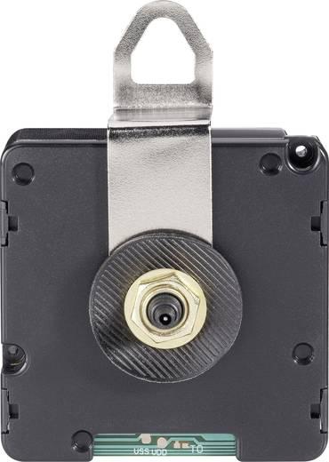 Rádiójel vezérelt óramű, óraszerkezet, 12 mm tengely hossz