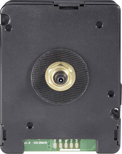 Rádiójel vezérelt, csendes kvarc óramű, óraszerkezet, 14,5 mm tengely hossz