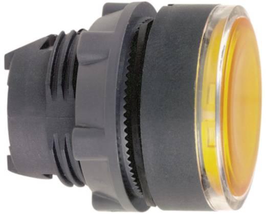 Világítós nyomókapcsoló, kék, Schneider Electric Harmony ZB5AW363