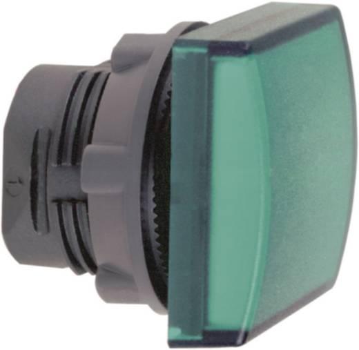 Lapos jelzőlámpa, zöld, Schneider Electric Harmony ZB5CV033