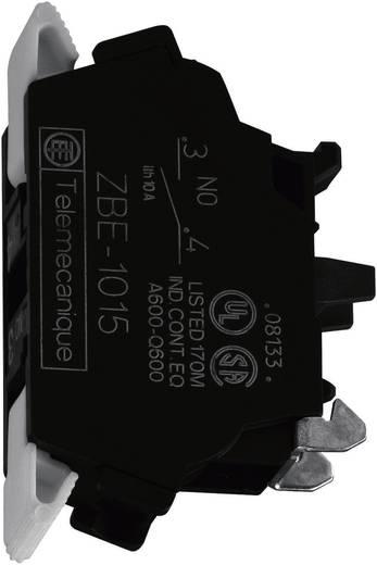 Segéd kapcsoló blokk 240 V 3 A, rugós szorító csatlakozással, Schneider Electric Harmony ZBE1015