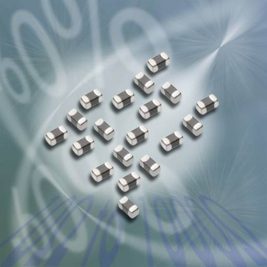 SMD ferrit 600 Ω (H x Sz x Ma) 1.6 x 0.8 x 0.8 mm Murata BLM18BD601SN1D 1 db