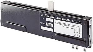 Studio fader 10 kΩ mono 0,5 W lineáris ALPS 192494 ALPS