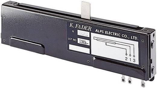 Stúdió fader, mono, lin, 100 kΩ 0,5 W, ALPS 193743