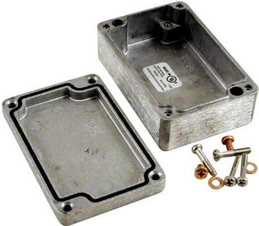 Univerzális alu műszerház Hammond Electronics 1590Z164 (H x Sz x Ma) 361 x 120 x 80 mm, élénk szürke (RAL 7035)