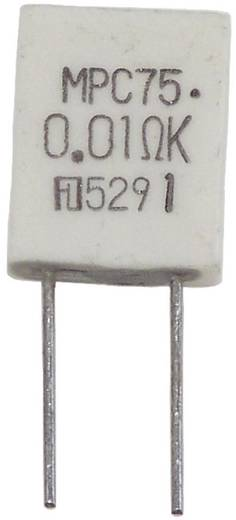 Fémréteg ellenállás 0,22 Ω 5 W ± 10 %, MPC74