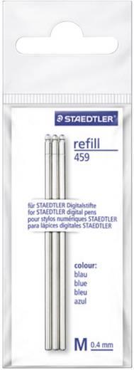 Tartalék tollbetétek digitális tollhoz, 3 db, Staedtler 459 M-3