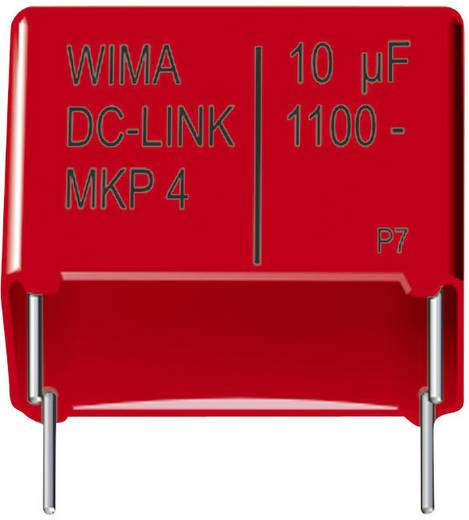 MKP kondenzátor, DC-LINK, MKP4 10% 5µF 1100V