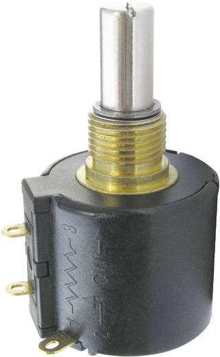 3 fordulatú precíziós lineáris potenciométer 5 kΩ 1 W ± 3 %, Bourns 3547S-1AA-502A