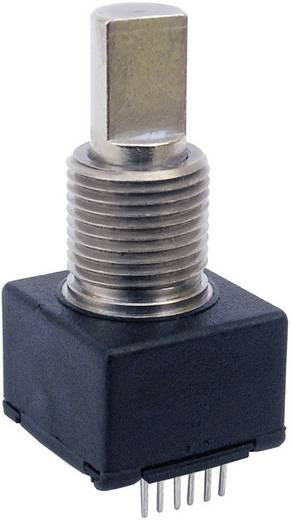 Optikai inkrementális adó 0,167 W, Bourns EM14A0D-C24-L064N