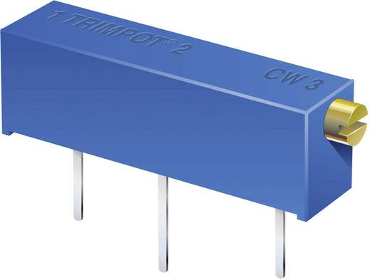 Fekvő trimmer (oldalt állítható) 20 kΩ 0,75 W ± 10 % THT 3006P, Bourns 3006P-1-203LF