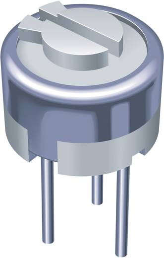 Miniatűr lineáris trimmer potméter, fekvő kivitelű 0.5 W 50 kΩ 260 ° Bourns 3329H-1-503LF