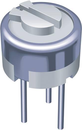 Miniatűr lineáris trimmer potméter, fekvő kivitelű 0.5 W 500 Ω 260 ° Bourns 3329H-1-501LF