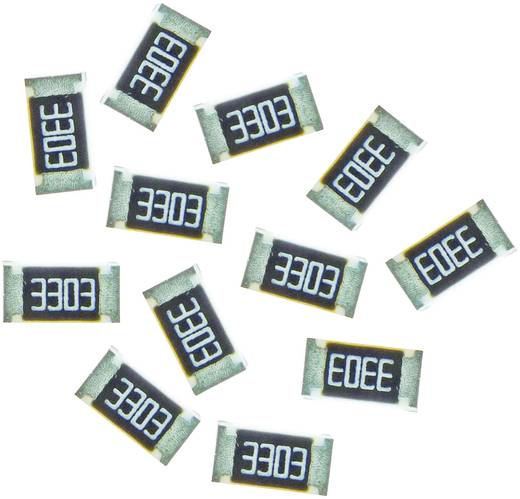 Ipari csomagolású Chip SMD ellenállások 1,6 MΩ 0,1 W ± 1 % 0603, Firstohm CP06FTK1001M60TR