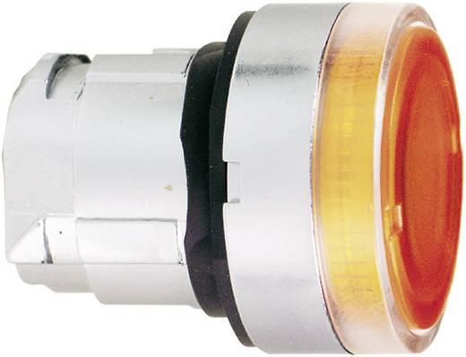 Nyomógomb, lapos, fehér, Schneider Electric Harmony ZB4BA18