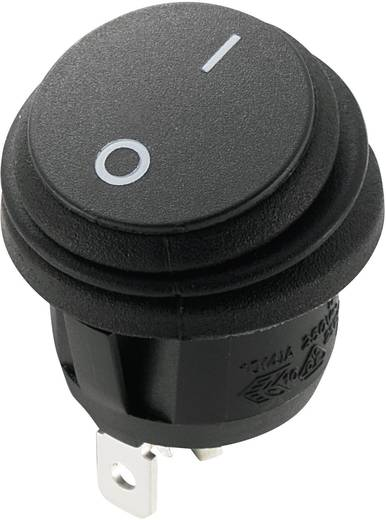Billenőkapcsoló 10 A, 250 V/AC, 2 x ki/be, SCI R13-112A8-02