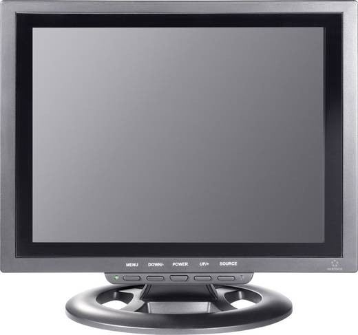 """LCD távfelügyeleti monitor 30.48 cm (12 """") 800 x 600 pixel renkforce 449238"""