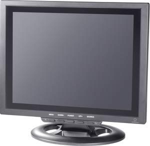 """LCD távfelügyeleti monitor 30.48 cm (12 """") 800 x 600 pixel renkforce 449238 Renkforce"""