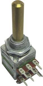 Forgó potméter, sztereo, 0,05 W 5 kΩ Potentiometer Service 4177 LOG (4177) Potentiometer Service