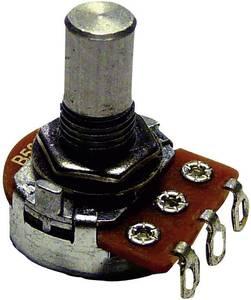 Forgó potméter, log. mono 0,1 W 100 kΩ Alpha Pot Service GmbH 9321 Potentiometer Service