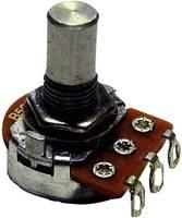 Forgó potméter, mono 0,1 W 500 kΩ Potentiometer Service GmbH 9323 ALPHA POT M7 500K LOG (9323) Potentiometer Service