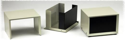 Hammond Electronics fém műszerdobozok, 1426-os sorozat 1426O acél (H x Sz x Ma) 254 x 178 x 102 mm, fehér