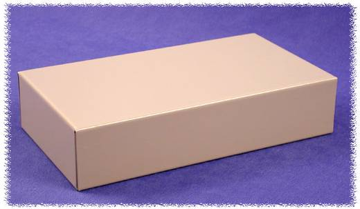 Hammond Electronics acél doboz, 1441-es sorozat 1441-34 acél (H x Sz x Ma) 432 x 305 x 51 mm, szürke