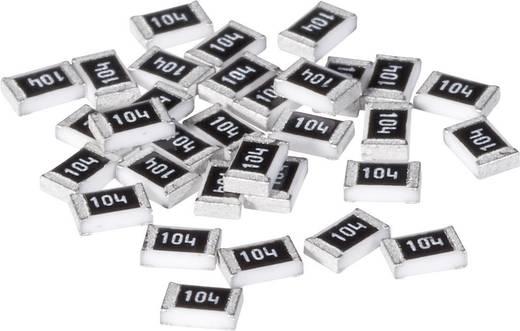 Vastagréteg ellenállás 100 kΩ SMD 0402 0.0625 W 5 % 100 ±ppm/°C Royalohm 0402WGJ0104TCE 1 db