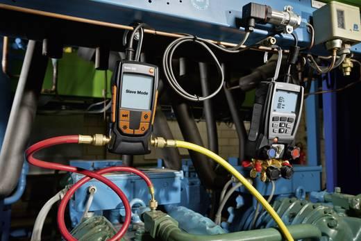 Testo 552 Digitális vákuummérő klímatechnikai és hőszivattyú rendszerekhez