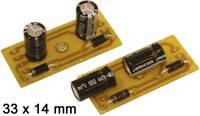 TAMS Elektronik 70-02105-01 Terhelés szabályozó adapter Építőkészlet, Csatlakozó nélkül TAMS Elektronik