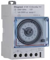 Kalapsínes időkapcsoló óra Analóg Legrand 412812 16 A/250 V (412812) Legrand