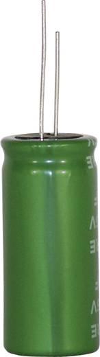 Duplarétegű kondenzátor 100 F 2.5 V 20 % (Ø x H) 18 mm x 60 mm DRE107S0EL60RRDAP, 1db