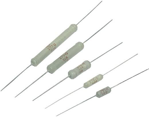 Teljesítmény ellenállás 0,1 Ω 2,5 W axiális, VitrOhm CRF254-05T 0R1