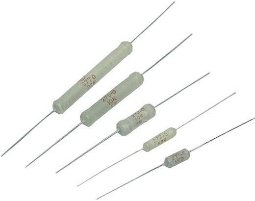 Teljesítmény ellenállás 0,15 Ω 2,5 W axiális, VitrOhm CRF254-05T 0R15