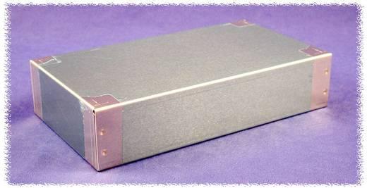 Univerzális alu műszerház Hammond Electronics 1444-10 alumínium (H x Sz x Ma) 203 x 102 x 51 mm, natúr