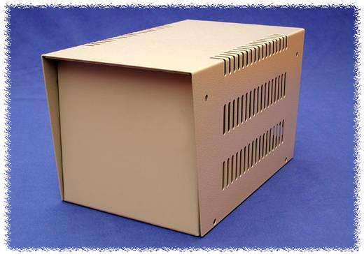 Hammond Electronics fém műszerdoboz, 1453-as sorozat 1453B acél (H x Sz x Ma) 241 x 152 x 152 mm, szürke