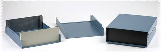 Hammond Electronics fém műszerházak, 1458-es sorozat 1458A3 alumínium (H x Sz x Ma) 101 x 101 x 76.2 mm, fekete