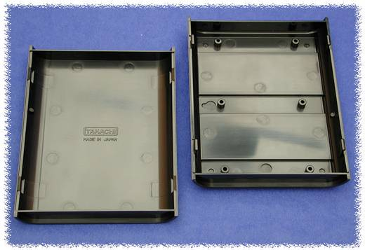 Hammond Electronics műanyag dobozok, 1597-es sorozat 1597CBK ABS (H x Sz x Ma) 140 x 110 x 35 mm, fekete