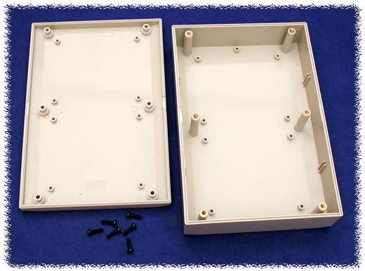 Hammond Electronics műanyag dobozok, 1597-es sorozat 1597Y ABS (H x Sz x Ma) 130 x 40 x 25 mm, szürke
