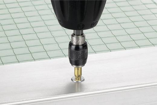 Gyémántbevonatú acél Torx T10 bithegy 25 mm, Wolfcraft 1296000