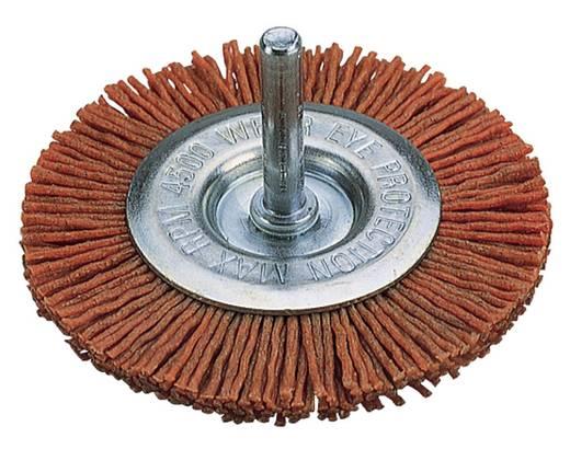 Csiszolókorong, polírozó korong 6 mm átmérővel nylon sörtés Wolfcraft 1502000